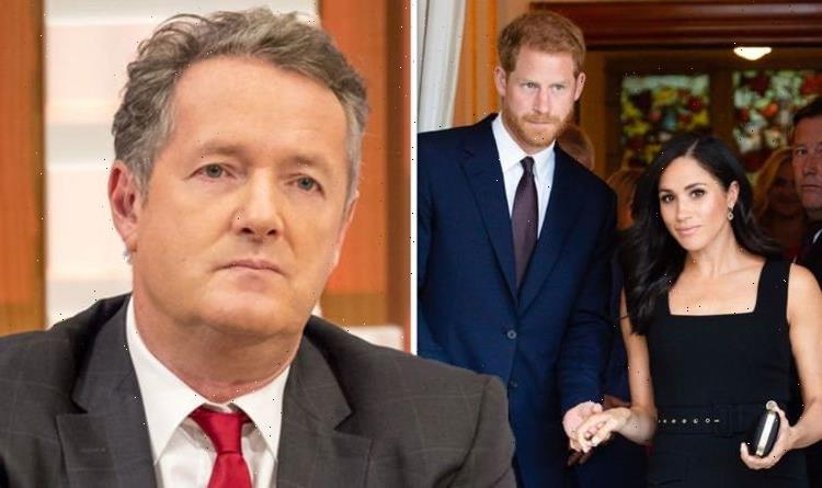 Piers Morgan reacts after Meghan Markle row boosts 'unprecedented' Ofcom complaints