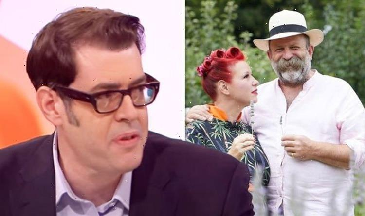 Pointless host Richard Osman fears for Escape to the Chateau 'ratings' amid Euros final