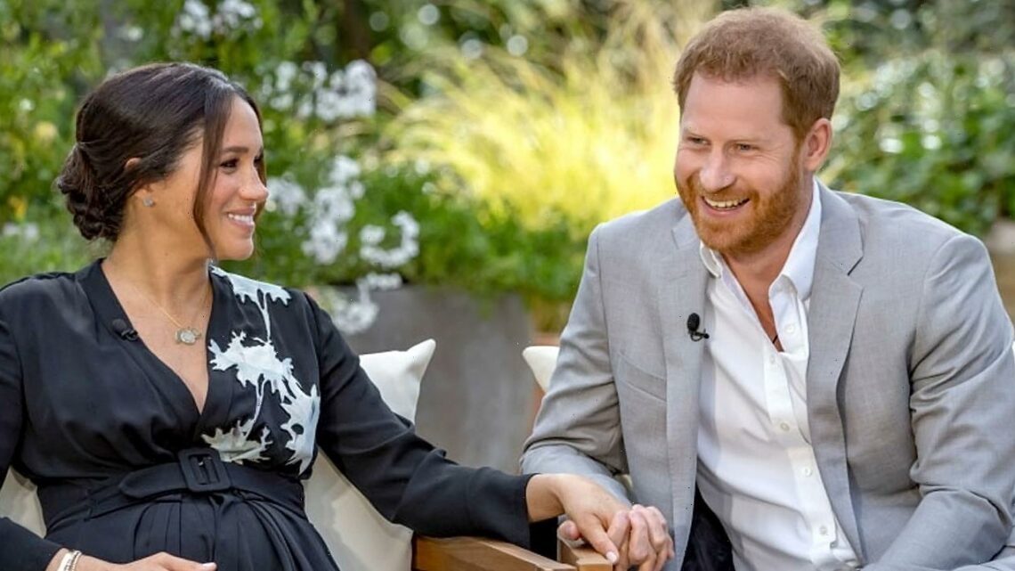 Prince Harry and Meghan Markle's Tell-All Interview Scores an Emmy Nod