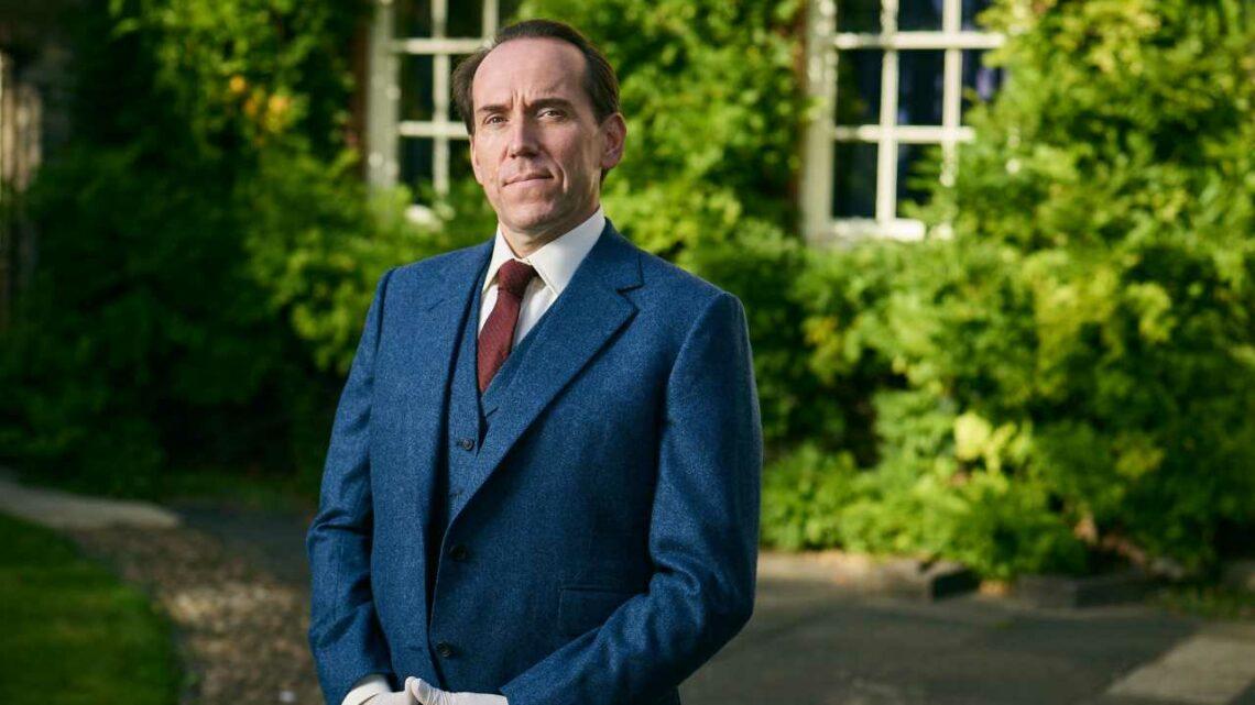 Professor T cast: Who stars in the ITV drama?