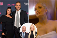 RHOBH's Erika Jayne tears up comparing 'hurtful' relationship with Tom to Kyle Richards & husband Mauricio's marriage