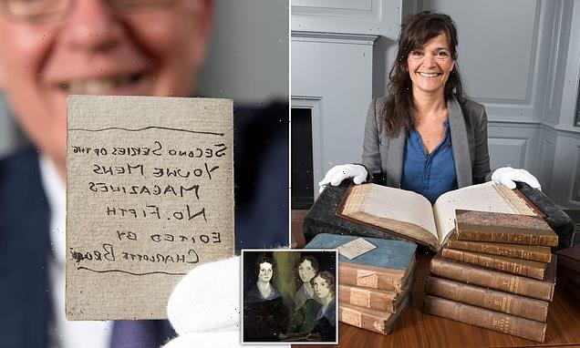 Race to save a collection of priceless literary treasures is on