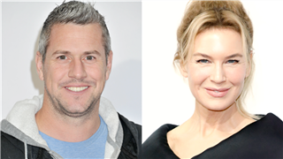 Renée Zellweger and Ant Anstead Kiss During Romantic Bike Ride: Pics