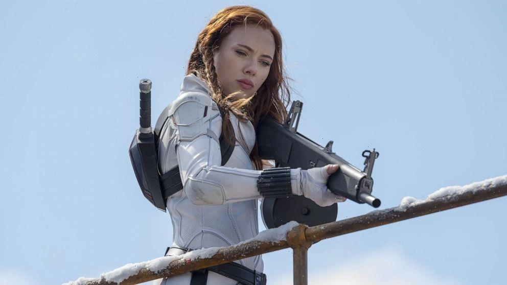 Review: 'Black Widow' is a Marvel movie like you've never seen before