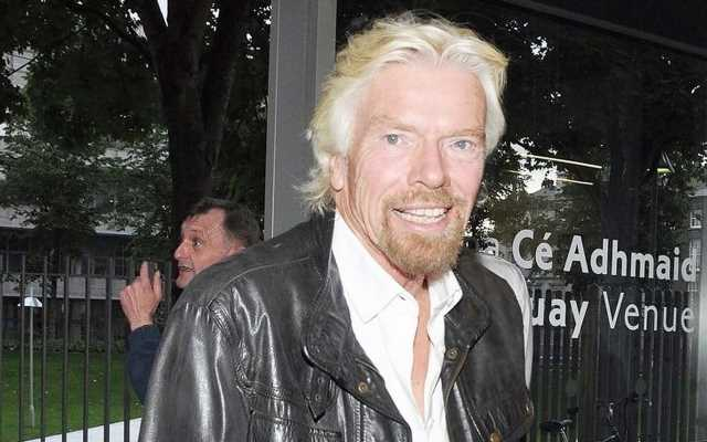 Richard Branson Made Huge Mistake as He Unbuckled Parachute Before Flying to Space