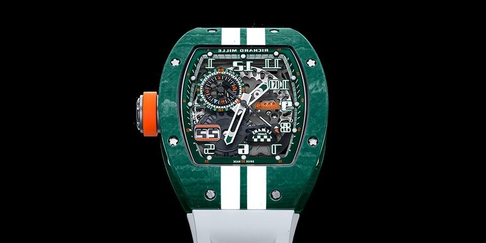 Richard Mille RM 029 Automatic Le Mans Classic Marks The Return of Vintage Car Event