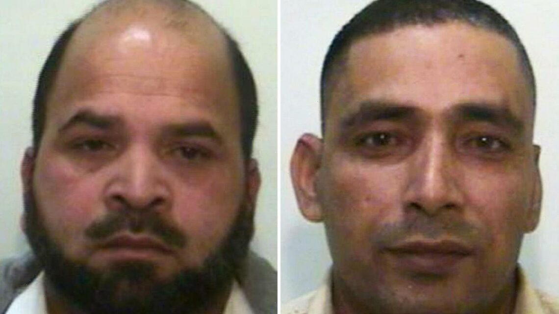 Rochdale grooming gang members who raped girls as young as 13 try to fight deportation saying it breaches human rights
