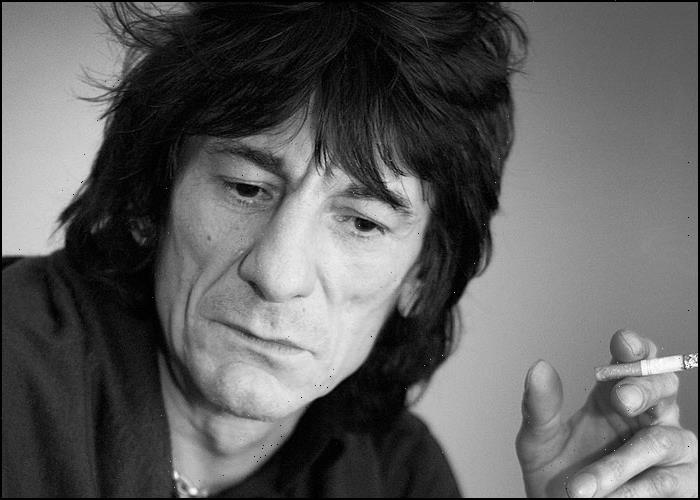 Rolling Stones Ronnie Wood Reveals Work On Expanded Re-Issue Of Tattoo You