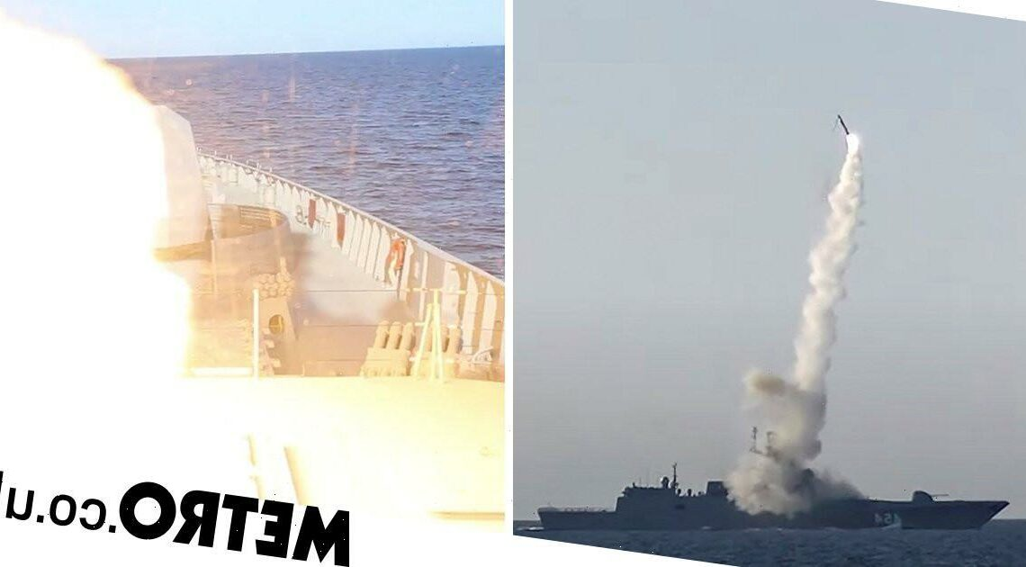 Russia tests new missile 'which can breach Western defences'