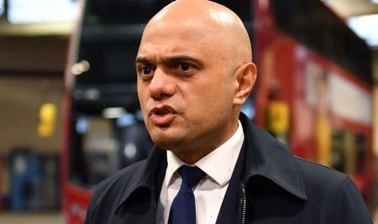 Sajid Javid 'shocked' by huge NHS backlog 'We've got more to deal with than Covid'