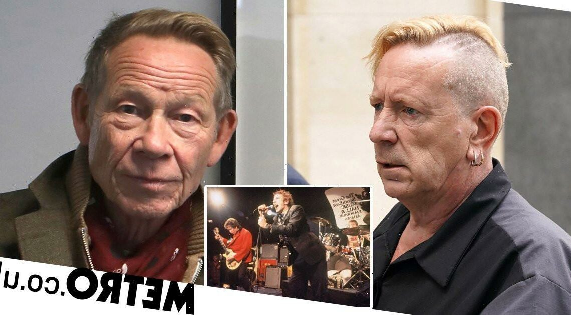 Sex Pistols 'probably gone for good' amid bitter court battle over their music