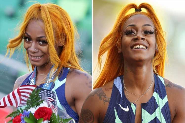 Sha'Carri Richardson slams the 'perfect people' commenting on Olympic ban for weed saying 'I'm glad I'm not one of them'