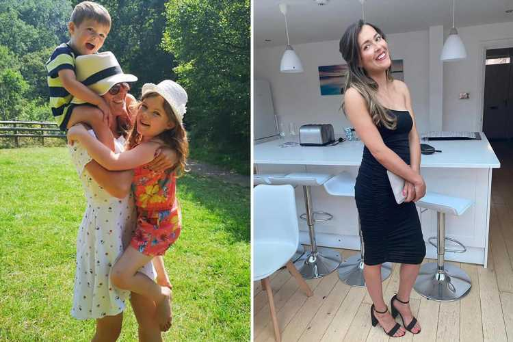 Single mum, 28, given weeks to live raised £50k for treatment abroad but now told not to fly