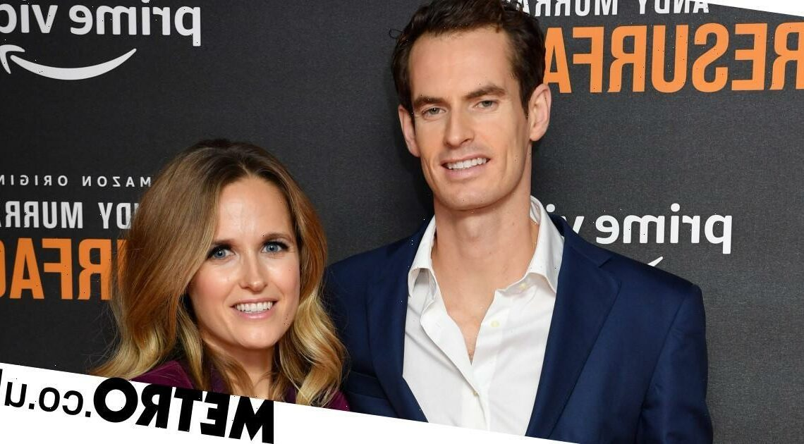 Sir Andy Murray considered shaving all body hair for wife Kim during 'dry spell'