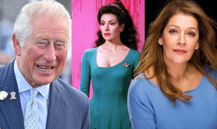 Star Trek legend Marina Sirtis speaks out on being Prince Charles official escort