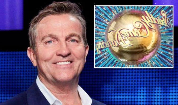 Strictly Come Dancing: Bradley Walsh responds to claims he's signed up 'I've been asked'