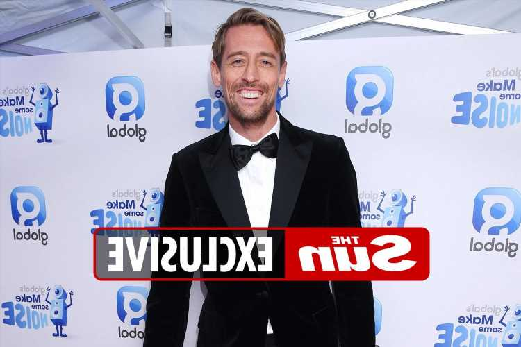 Strictly bosses approach lanky Peter Crouch to take part in this year's show
