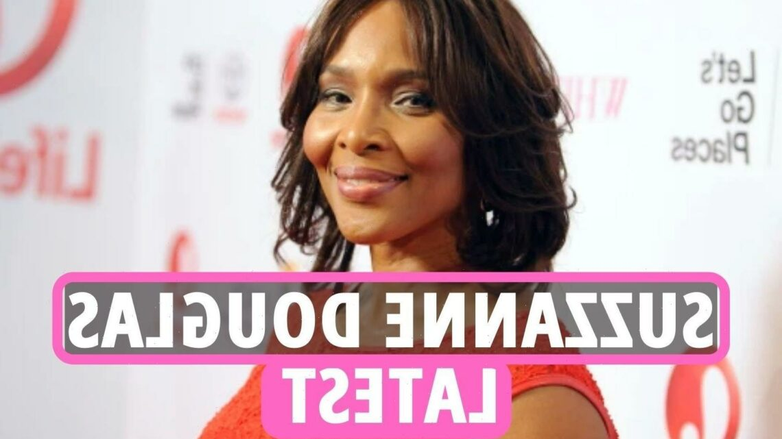 Suzzanne Douglas dead – Latest updates as The Parent 'Hood actress dies age 64 with cause of death not yet revealed