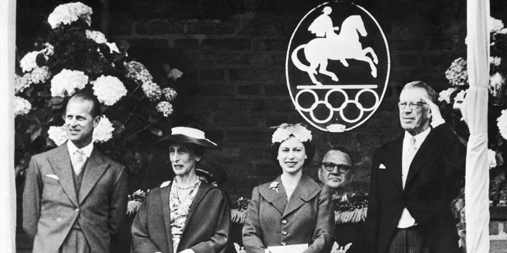 That Time Queen Elizabeth and Her Horse Went to the Wrong Country for the Olympics