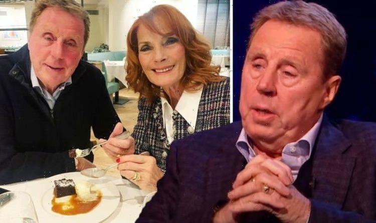 Thats when the problems start! Harry Redknapp speaks out on arguments with wife Sandra