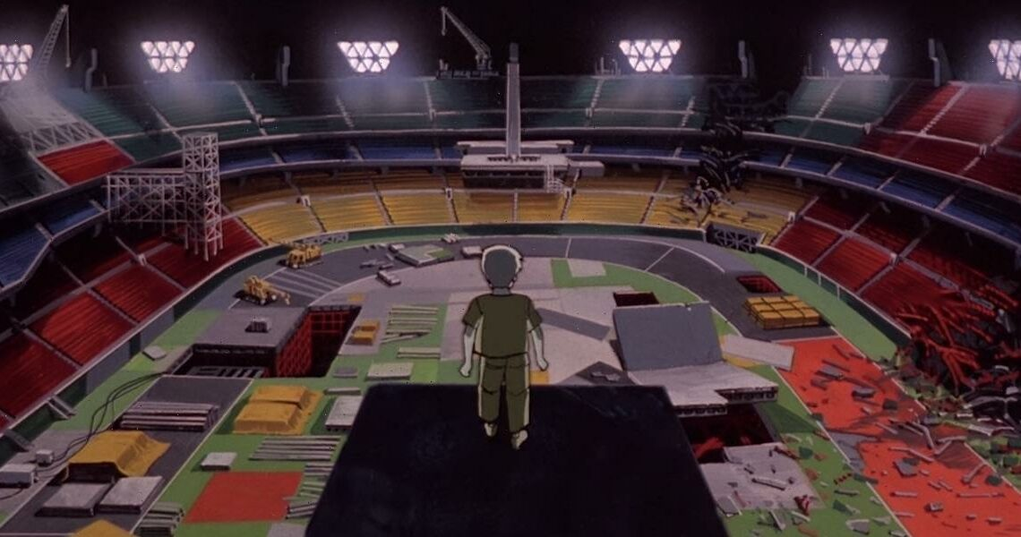 The Anime Classic 'Akira' Foresaw the 2020 Tokyo Summer Olympics – and Its Empty Stadium