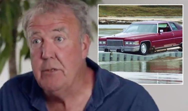 The Grand Tour's Clarkson crashes into May as Amazon release trailer for Scotland special