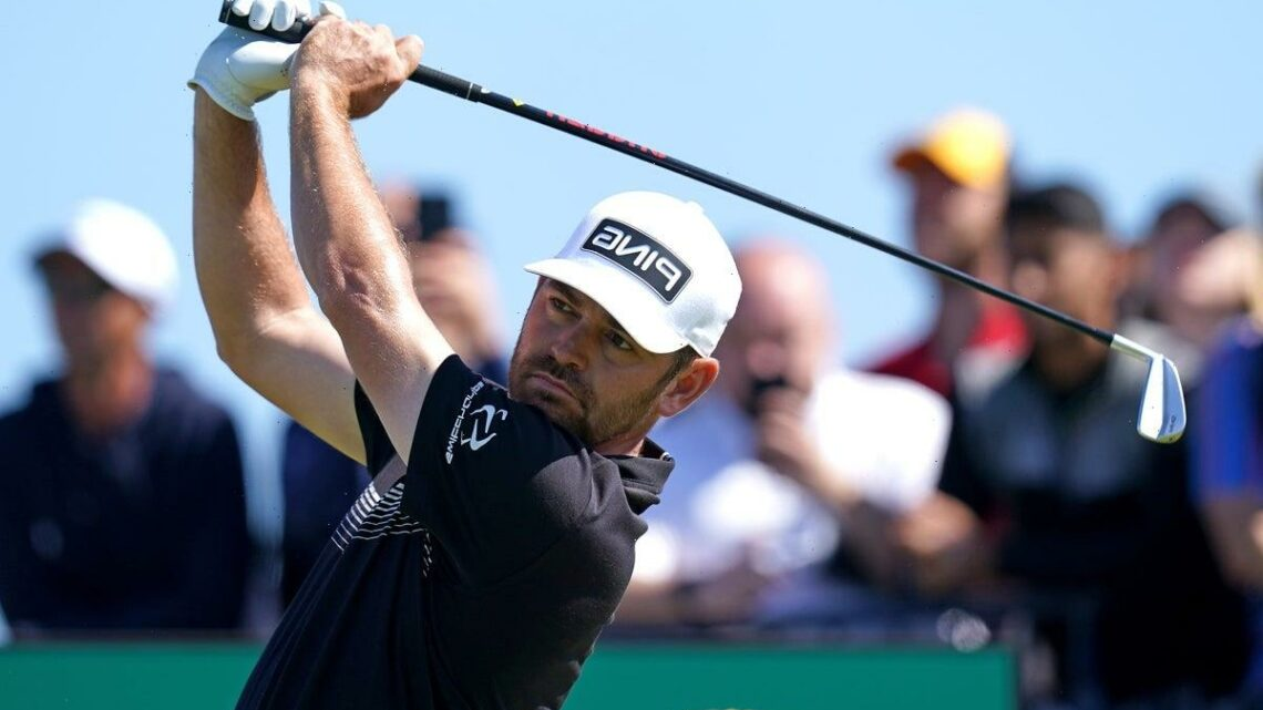 The Open 2021: Louis Oosthuizen takes two-shot lead into third round