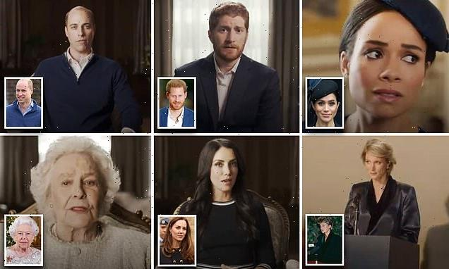 The Queen, William and Kate appear in Lifetime Megxit movie trailer