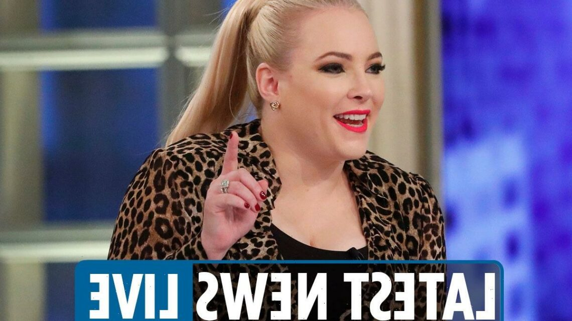 The View LIVE – Meghan McCain 'QUITTING show' live on-air today  after four years and will 'finish up at end of July'