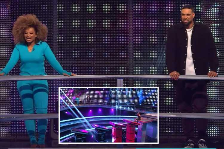 The Void viewers accuse Ashley Banjo's new gameshow of 'ripping off' Ninja Warrior