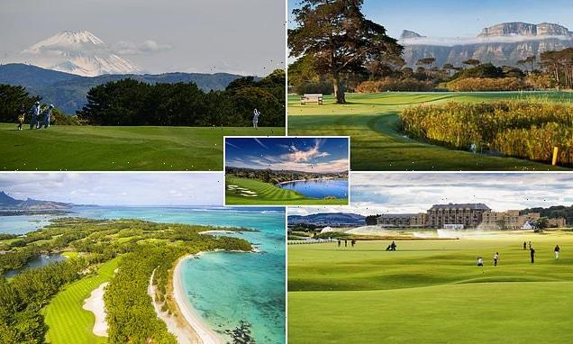 The world's best places for your once-in-a-lifetime roundof golf