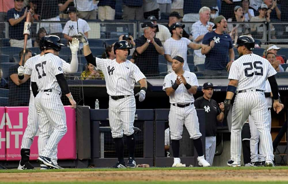 Theres plenty of time left for Yankees to channel winning spirit
