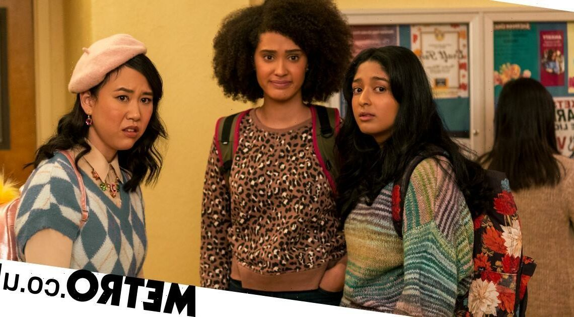 This show about a South Asian teenage girl is what I've always craved