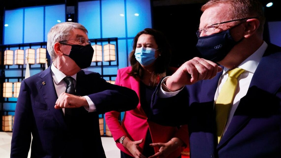 Tokyo 2020: Australia's Olympic chief John Coates denies publicly bullying Queensland premier