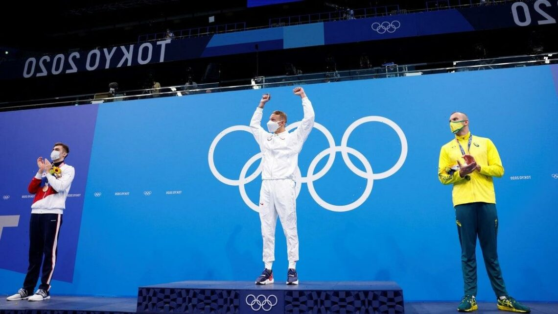 Tokyo 2020: What is different about the podiums used for Olympic medal ceremonies?