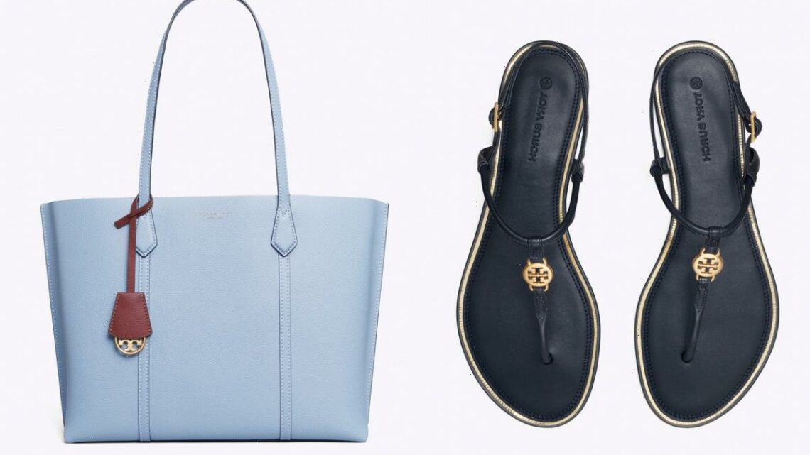 Tory Burch Has So Many Sandals and Accessories on Sale — Starting at $9!