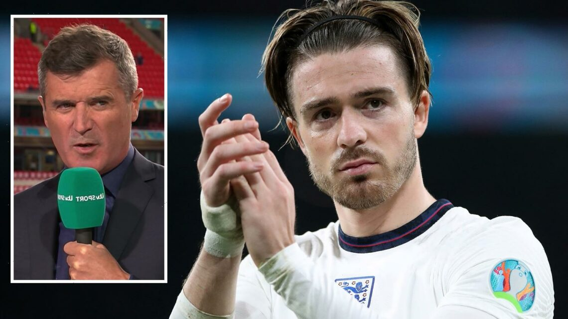 Trevor Sinclair claims Roy Keane criticised Jack Grealish for not taking a penalty because of his Ireland switch