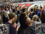 Tube 'pingdemic' chaos as Circle and Hammersmith and City lines CLOSED