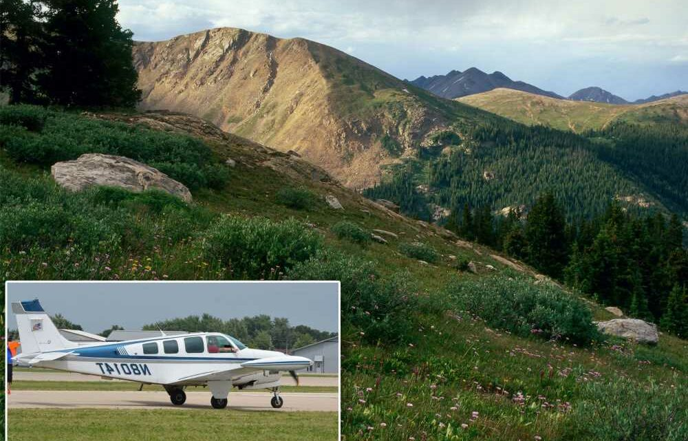 Two New Yorkers die in small plane crash near Aspen