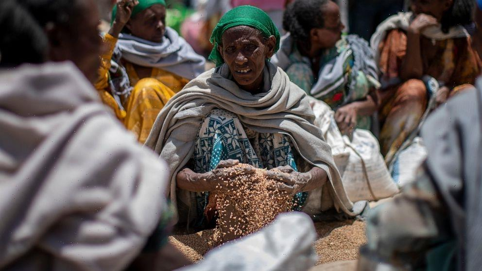 UN: Over 400,000 people in Ethiopia's Tigray face famine now