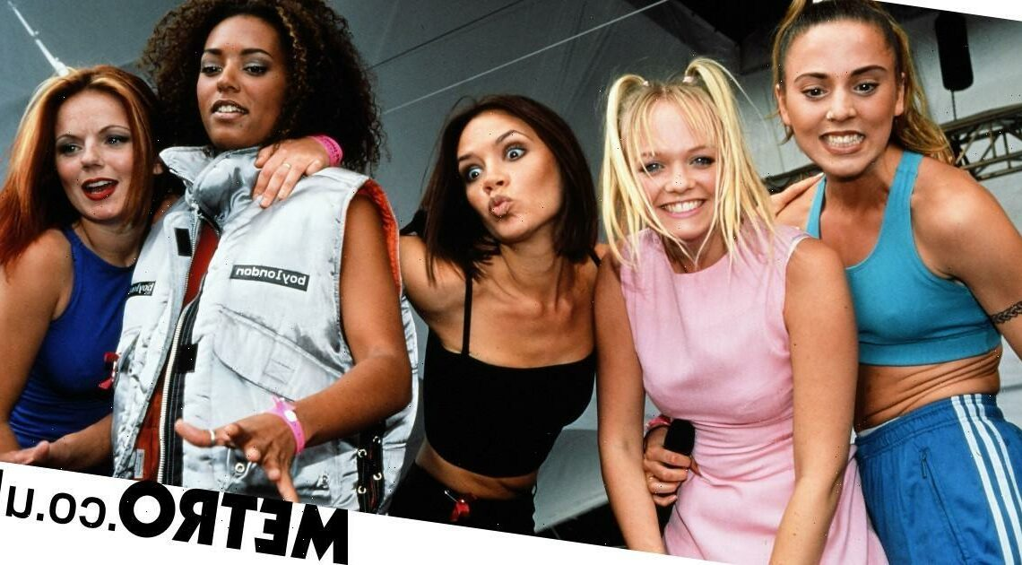 Victoria Beckham 'would love' to reunite with Spice Girls for Glastonbury
