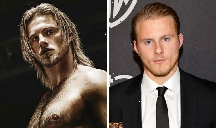 Vikings star Alexander Ludwig admits new series was his 'most physically demanding' role