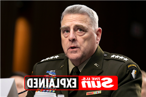 What did General Mark Milley do?