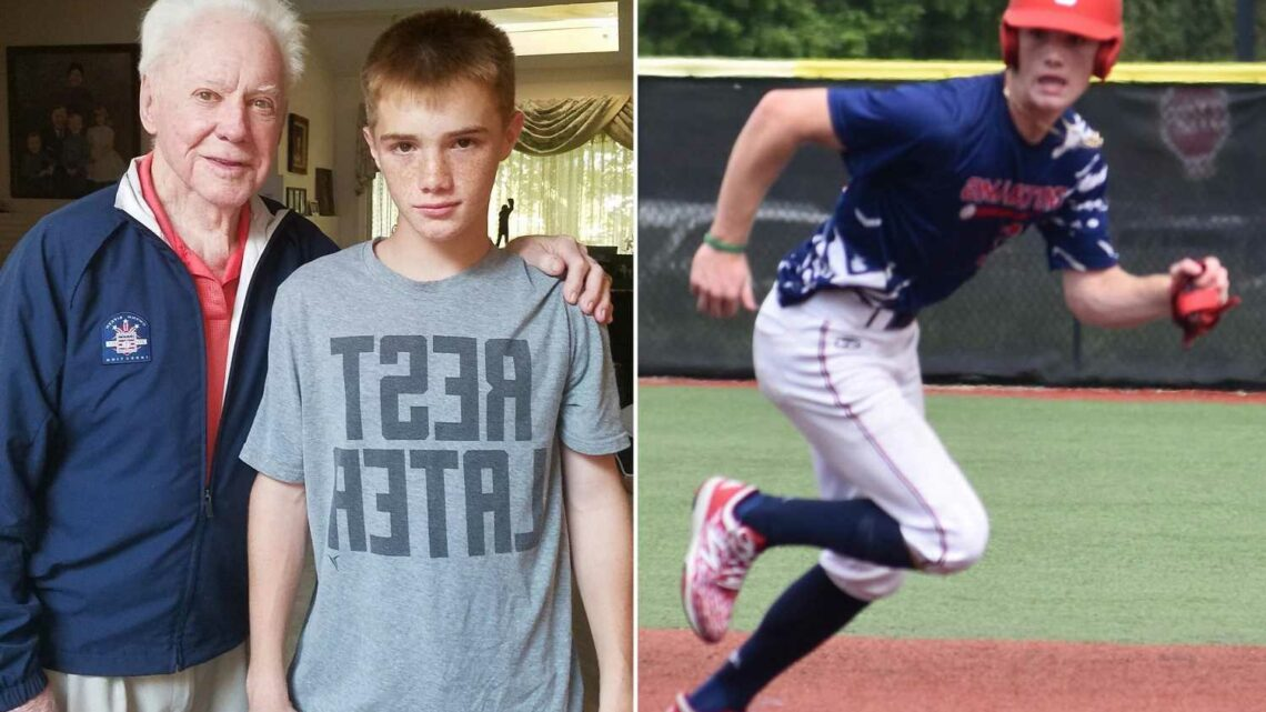 Whitey Fords great nephew following Yankees legends footsteps toward MLB Draft