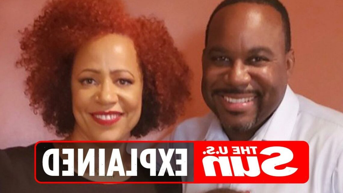 Who is Nikole Hannah-Jones' husband Faraji Hannah-Jones?