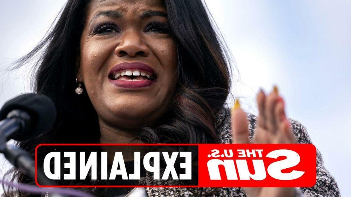 Who is Rep. Cori Bush?