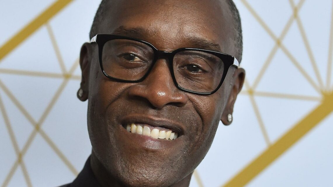 Why Don Cheadle's Emmy Nomination Is Causing A Stir