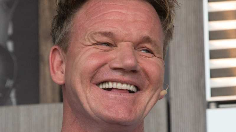 Why Gordon Ramsays Latest Recipe Has The Internet Seeing Red