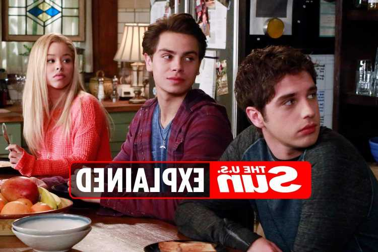 Why did Jake T Austin quit The Fosters?