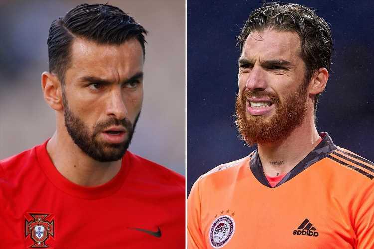 Wolves line up Jose Sa transfer with goalkeeper Rui Patricio set to join Jose Mourinho's Roma